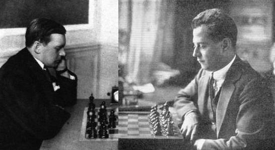 Alekhine - Capablanca World Championship Match 1927