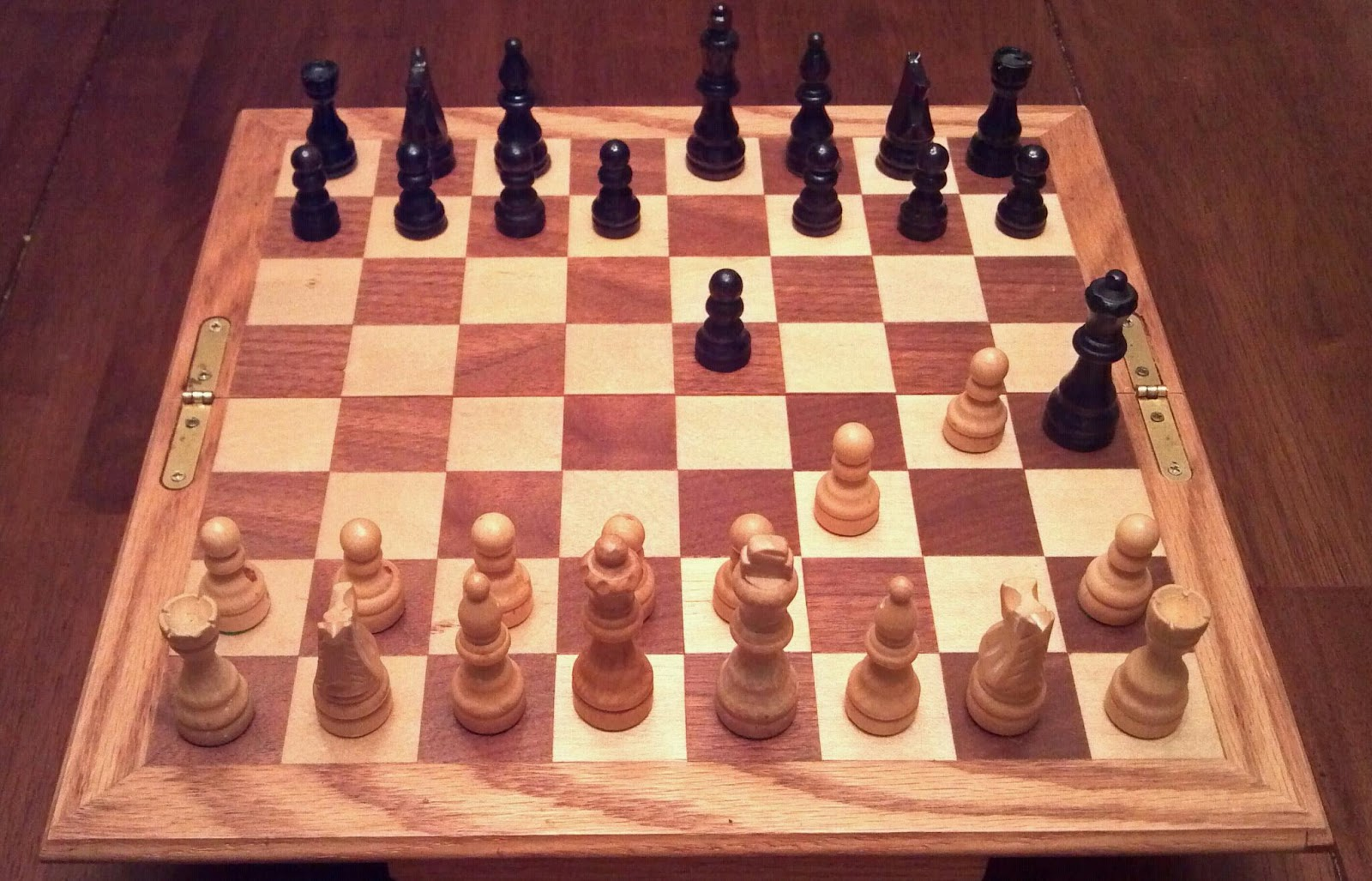 fast checkmates chessentials